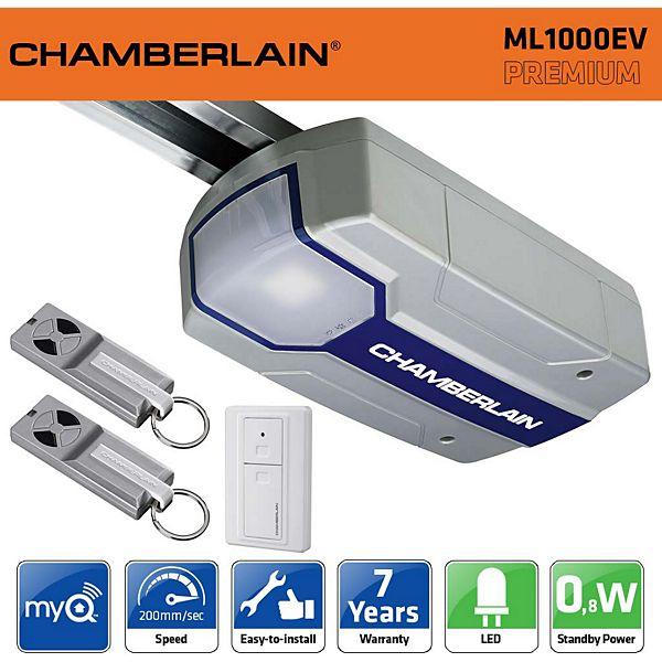 [Plus] Chamberlain ML1000EV Premium Garagentorantrieb