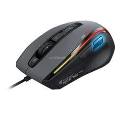 "Gaming Maus ""Kone XTD Optical 6400dpi"" (Multicolor-Beleuchtung)"