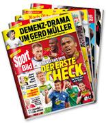 17 Ausgaben Sportbild für effektiv 1,60 € Dank 15€ Barscheck oder Amazongutschein = 10 ct Ausgabe