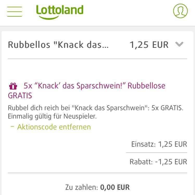 [mail.de] Lottoland.com 5 Rubbellose kostenlos für Neukunden