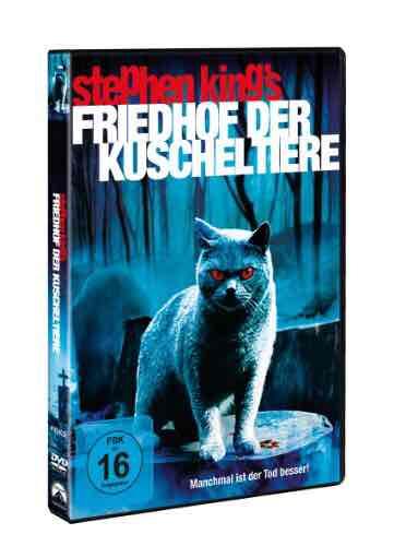 Friedhof der Kuscheltiere für 3,97€ [DVD]