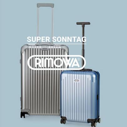 Bis zu ~32% auf Rimowa Koffer bei Koffer-Direkt.de