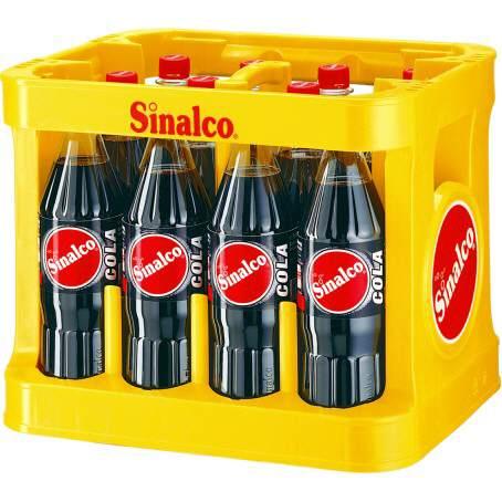 [WEZ] 1 Kiste Sinalco für 5,99 + 2x 1Liter Gratis und 500g frischer italienischer Spinat für 99ct statt 2€