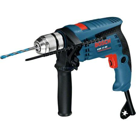 """Bosch  Schlagbohrmaschine """"GSB 13 RE Professional"""" (inkl. Handwerkerkoffer, blau)"""
