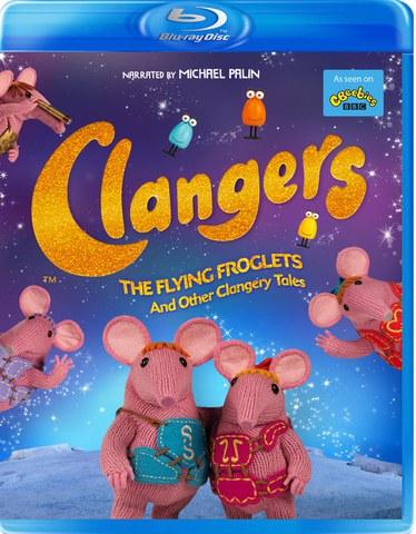 (UK) Clangers - Season 1 - Zavvi Exclusive (Limited to 1000) Blu-ray für 2,35 € @ Zavvi