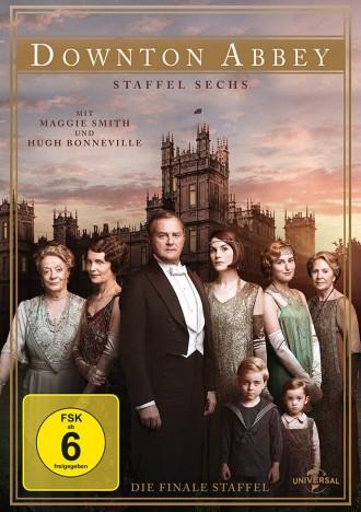 DVD-Deal: Downton Abbey - Season 06 für 11,99 Euro