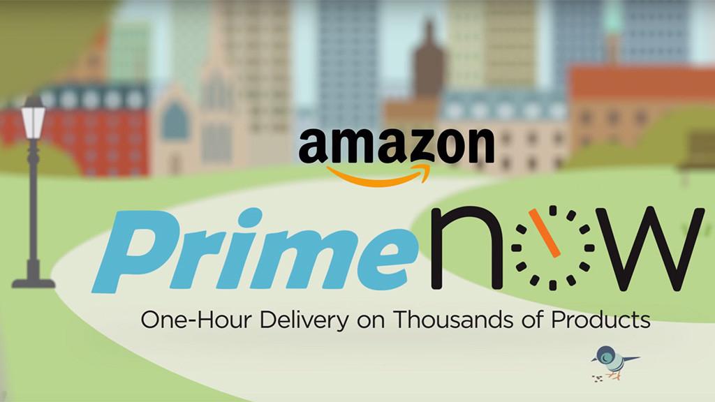 [Amazon Prime Now BERLIN/MÜNCHEN] 10€ Amazon Prime Now Gutschein 30€ MBW (Erstbestellung)