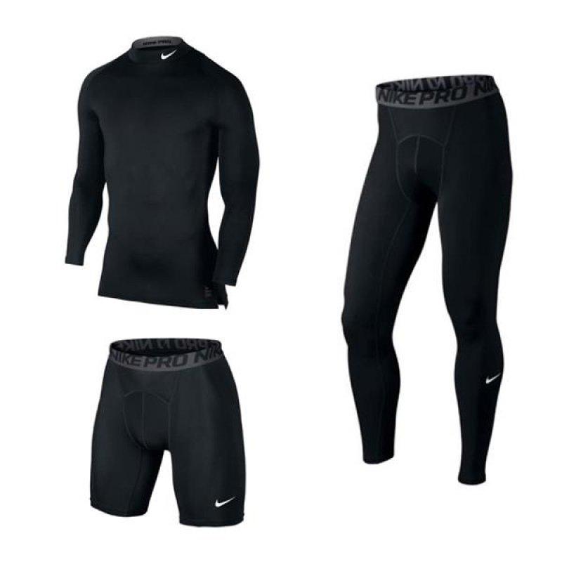 Nike Pro Underwear Set Schwarz F010 im FuPa-Shop für 59,91