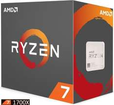 AMD Ryzen 1700x CPU für 392,22€ [Amazon.fr]