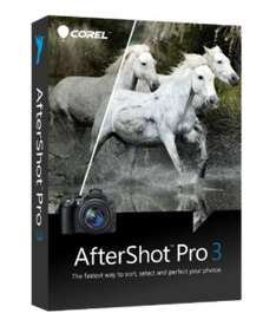 Corel AfterShot 3 (Win/Mac) gratis