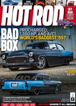 Hot Rod Magazin 1 Jahr Kostenlos (Digital)