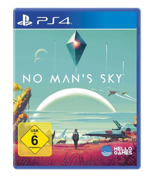 [@comtech] No Man's Sky PS4 Spiel [+1,5% shoop]