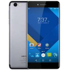 Vernee Mars 4G Phablet für 157 Euro!!! (Grau) / Android 6.0 / 5.5 inch/ Helio P10 Octa Core 2.0GHz/ 4GB RAM /32GB ROM /13.0MP Rear Camera Fingerprint Scanner Type-C OTG Corning Gorilla Glass 3 Screen