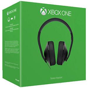 [eBay Saturn] Microsoft Xbox One Stereo Headset für 30€