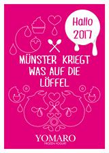 [Münster] Yomaro - 2 für 1 auf Frozen Yogurt am 25.03.