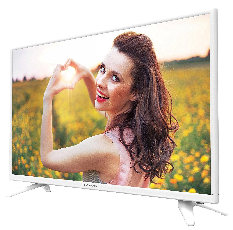 [NBB] Thomson 40FB3105W Fernseher 102 cm (40 Zoll) (Full-HD, 200 PPI, DVB-C/-T/-S2, USB, CI+, weiß)