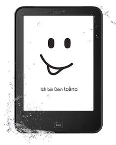 eBook-Reader tolino vision 2 für 99€ [Thalia]