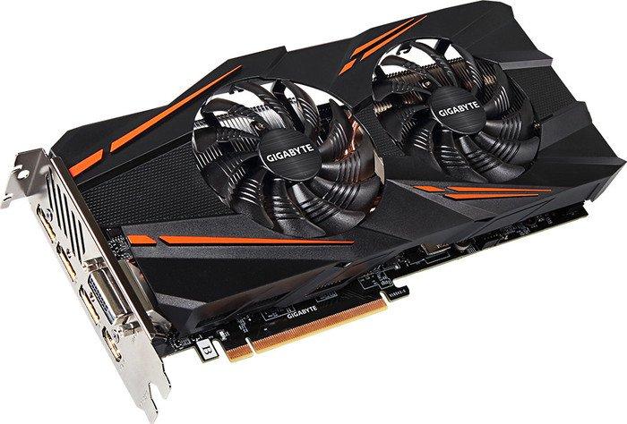 Gigabyte Geforce GTX 1070 Windforce OC + Ghost Recon / For Honor für 366,35€ [Amazon.fr]