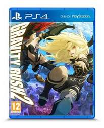 Gravity Rush 2 (PS4) für 35,44€ (Base.com)