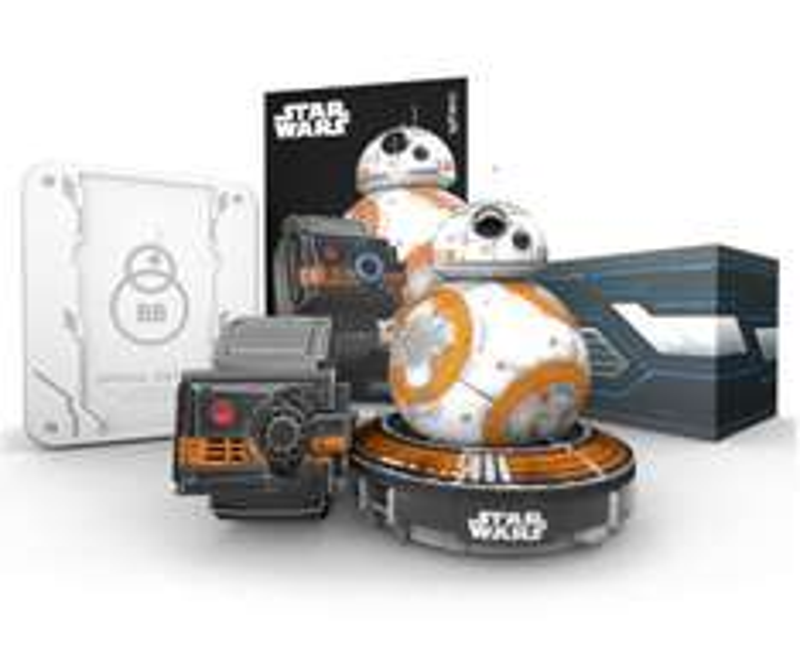 Sphero BB-8 Droid Battleworld Bundle - Star Wars Roboter App gesteuert mit Force Band für 129€