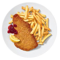 [LOKAL] IKEA Kaiserslautern - Schnitzel mit Pommes und Salat für 3,95€ statt 6,95€