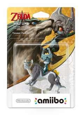 Amiibo Wolf Link (z. B. f. Breath of the Wild)