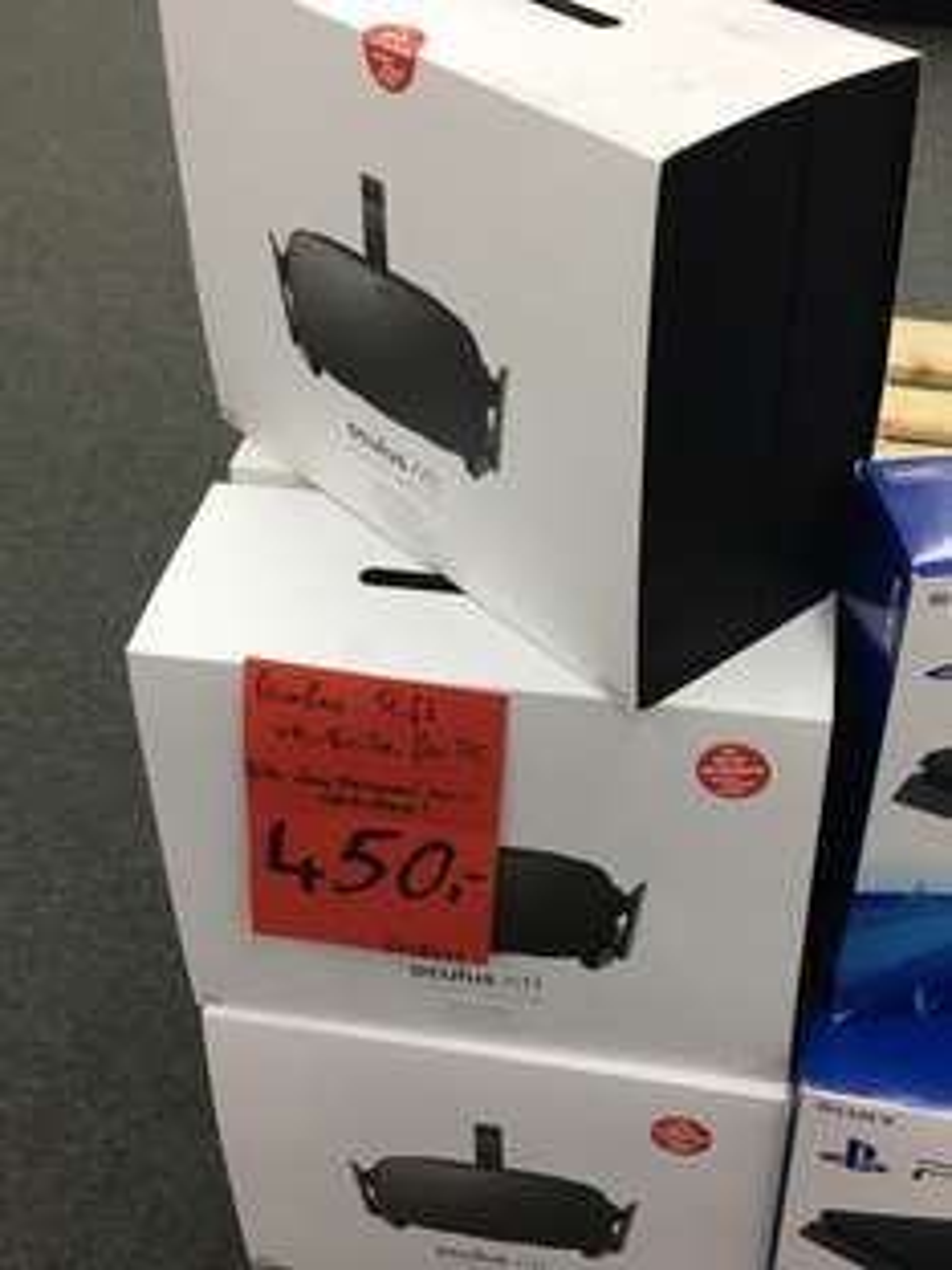[Lokal Belm] Mediamarkt Oculus Rift für 450 Euro
