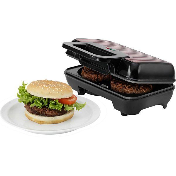 Burger Zuhause braten: Hamburger Maker von Melissa im Angebot für 16,95 Euro statt 26,50 Euro