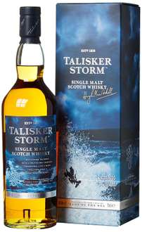 [amazon.de] Talisker Storm Single Malt Scotch Whisky (1 x 0.7 l)