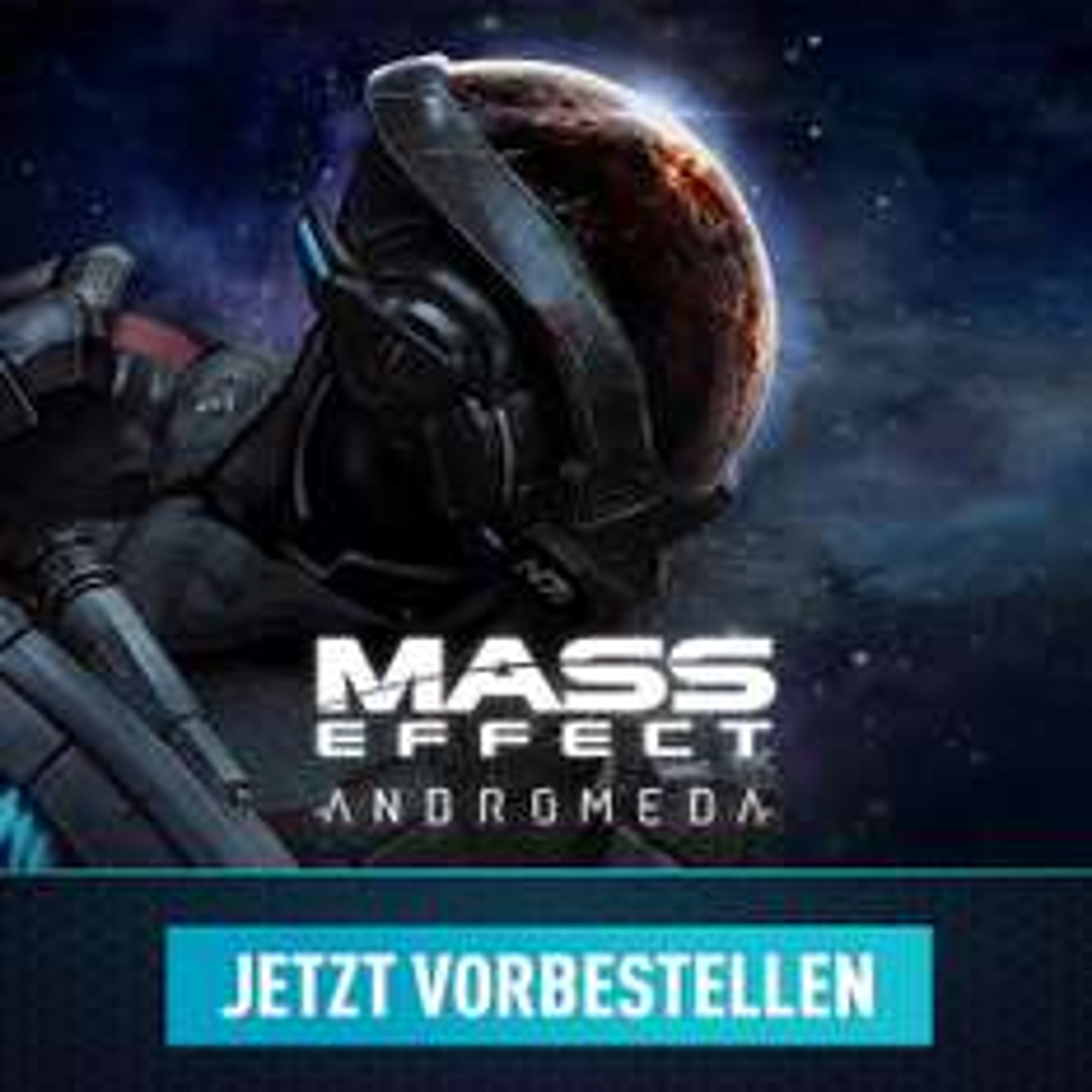 [Kinguin] Mass Effect Andromeda Vorbestellung! Top Preis