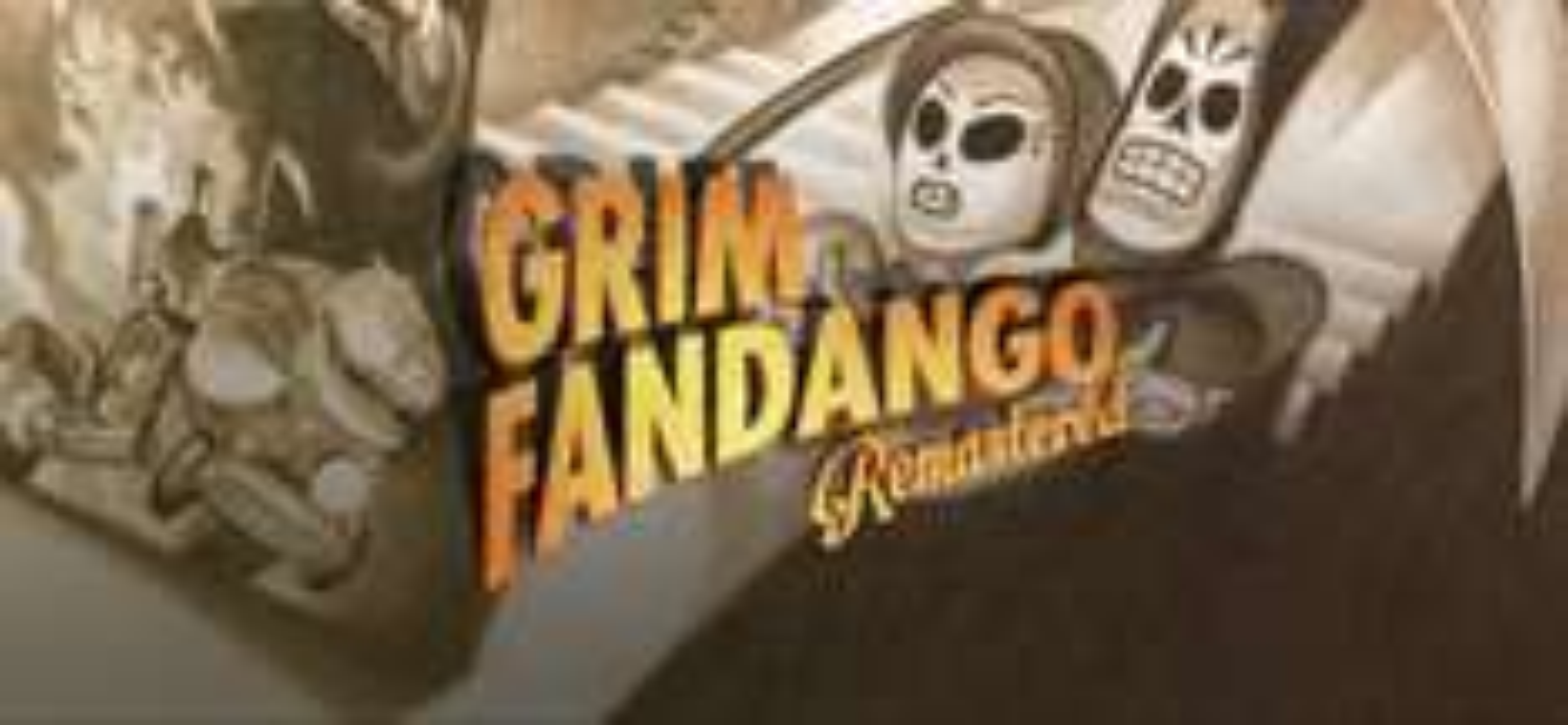 [GOG.com] Grim Fandango Remastered (PC, Mac, Linux)