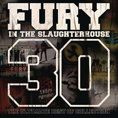 Fury in the Slaughterhouse - 30 (The Ultimate Best of Collection) - 3 CD-Boxset