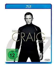 [Amazon] James Bond 007: Daniel Craig Collection inkl. Spectre [Blu-ray]