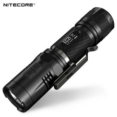 [gearbest] LED-Taschenlampe Nitecore EC21 Cree XP mit 460 Lumen für 21,97€