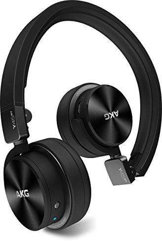[amazon.fr] AKG Y45 BT Mini Stereo On-Ear Kopfhörer (Wireless Bluetooth, NFC, aufladbarer, abnehmbarem Audiokabel, integrierter Lautstärkeregelung/Mikrofon, geeignet für Apple iOS / Android Geräte) in schwarz oder weiß für 65€ statt 99€