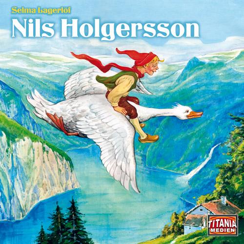 """Stefan Kaminski liest: """"Nils Holgerssons wunderbare Reise mit den Wildgänsen"""" - Download"""