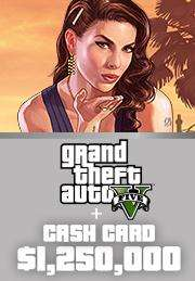 GTA V (Rockstar Social Club) + Great White Shark Cash Card (1,25 Mio $) für 22,45€ [Gamersgate]