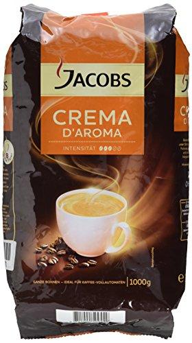 [Amazon Pantry - Prime] Jacobs Crema D'Aroma ganze Bohne, 1 kg für 4,28€