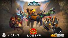 [PS4 & xBox] Paladins Closed Beta (EU) @gleam.io
