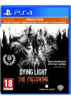 Dying Light: The Following - Enhanced Edition (PS4) für 16€ (Base.com)