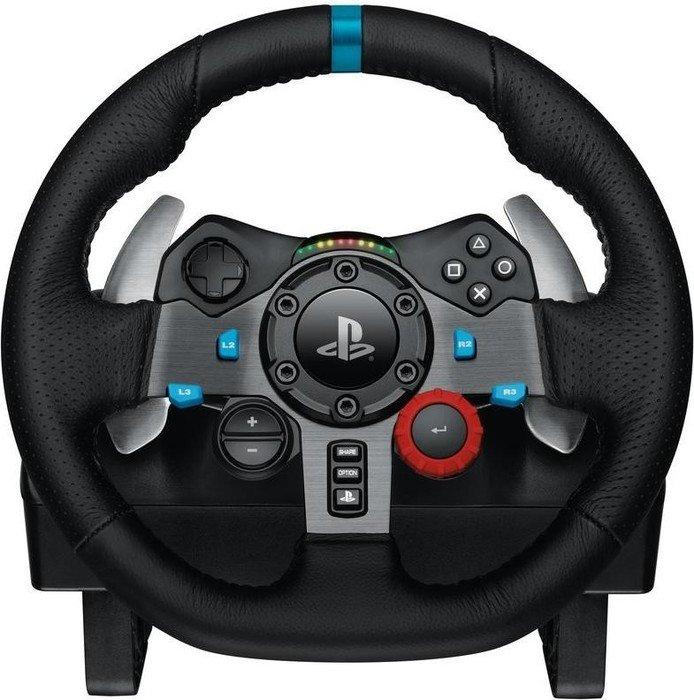Logitech G29 Driving Force (PS4 + PS3 + PC) für 175,88€ [Amazon.co.uk]