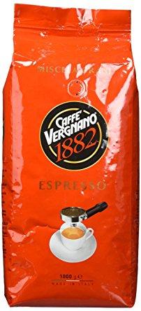 WIEDER VERFÜGBAR [Amazon] Caffè Vergnano 1882 Espresso für 13,99€