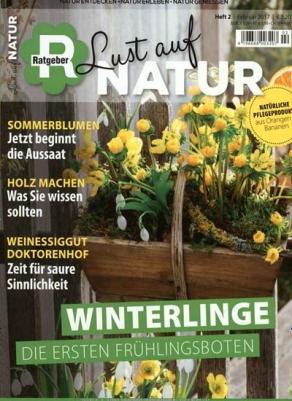 Ratgeber Lust auf Natur: 43,20€ für 12 Monate zahlen und 40€ Bestchoice Gutschein erhalten als Geschenkabo