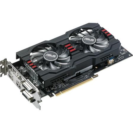 "[ZackZack] ASUS Grafikkarte 4GB ""Radeon RX 470 DC2 | PVG 189,85"