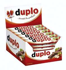 [Amazon Prime] Duplo Multipack, 1er Pack mit 40 Riegel (1 x 728 g Packung) , 0,20€ / Stück
