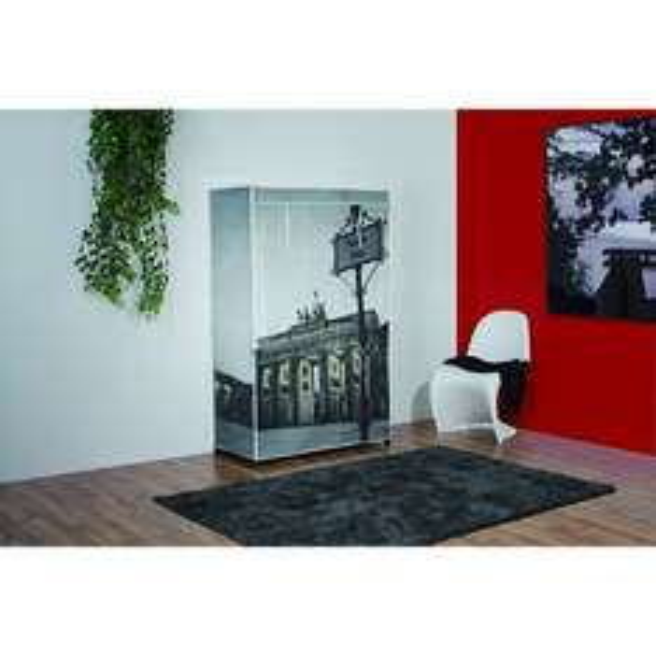 Plus Online: Textilkleiderschrank Pariser Platz (inkl. Versand)
