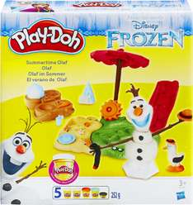 [Kaufland] Play-Doh Knet-Set Olaf im Sommer - Disney Frozen Elsa Eiskönigin PVG ca. 10€
