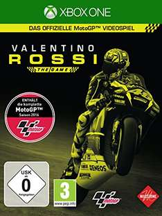 Valentino Rossi - The Game (MotoGP 2016) - [Xbox One] [Amazon Prime]
