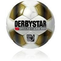 Fußball Deal: Derbystar Brilliant TT Gold (gold) Größe 4/5 bei Sport-Point für 29,35 inkl. Versand