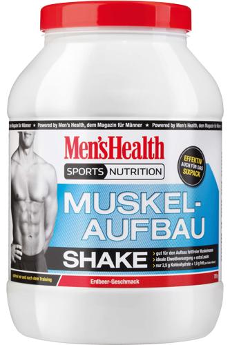 Muskelaufbau Whey Shake 750g für 9,99€ -67%